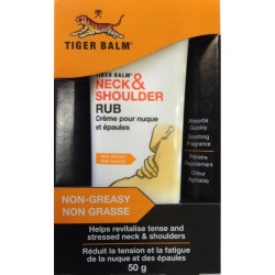 Baume Du Tigre Crème Pour Nuque Et épaules 50 G
