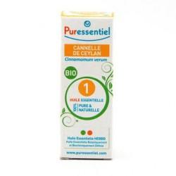 Puressentiel Bio Cannelle De Ceylan 5ml