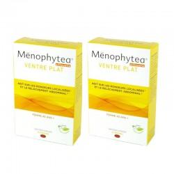 Ménophytea Silhouette Ventre Plat Lot De 2 X 30 Comprimés