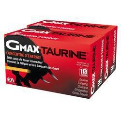 Eafit Gmax Taurine Duo 2x30ampoules