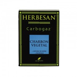 Herbesan Cargogaz Digestion 45 Gélules