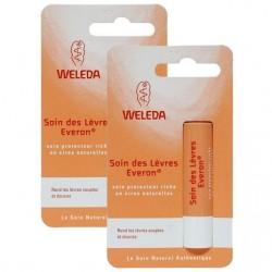 Weleda Soin Des Lèvres Everon 2 X 4,8g