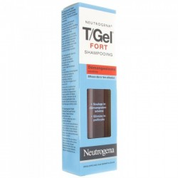 Neutrogena T/gel Fort Shampoing Antipelliculaire 125 Ml