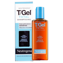 Neutrogena T/gel Total Shampooing Antipelliculaire 125 Ml