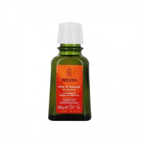 Weleda huile de massage à l'arnica 50 ml